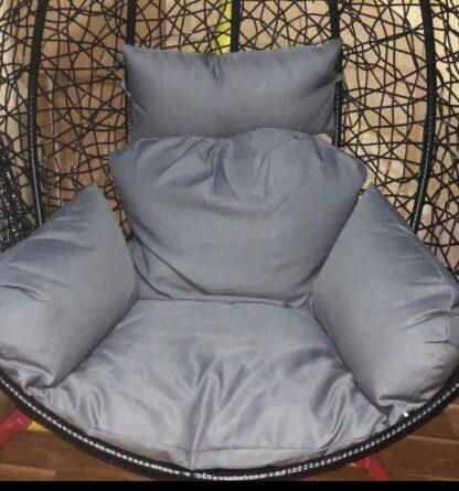 Egg chair cushion